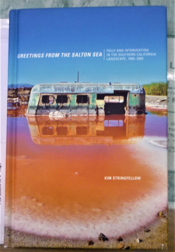 Greetings from the Salton Sea front cover