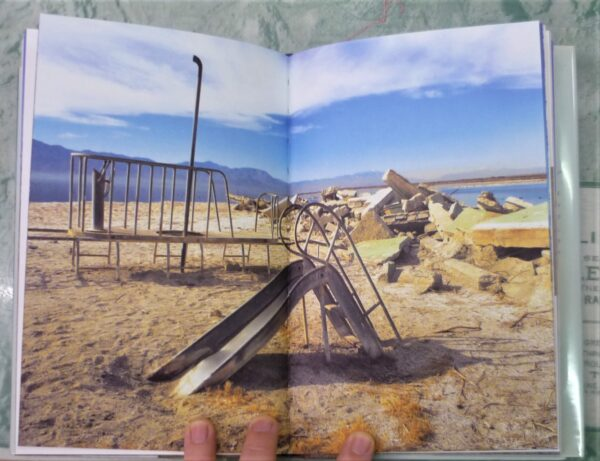 Greetings from the Salton Sea pages