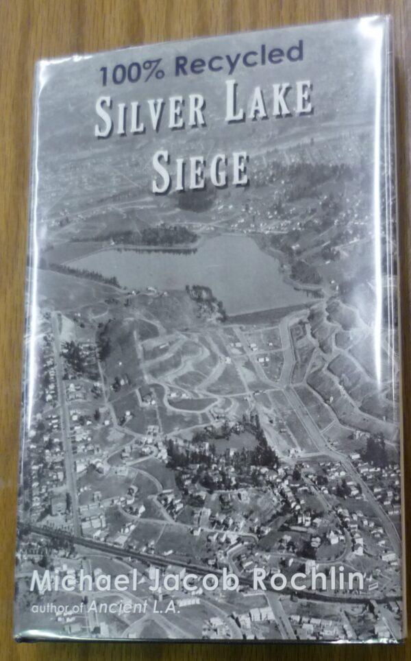 Silver Lake Siege jacket front
