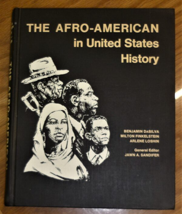 The Afro-American in United States History