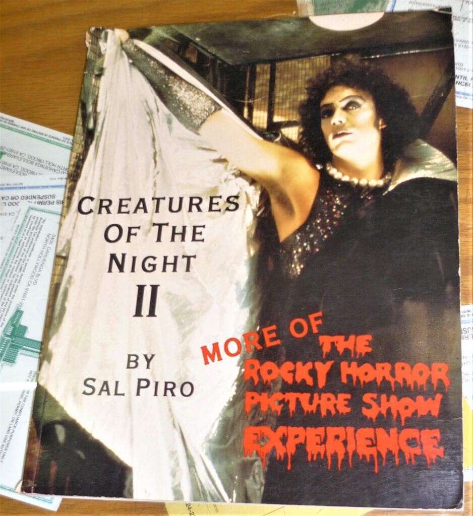 Creatures of the Night II front