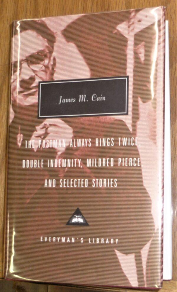 James M Cain omnibus