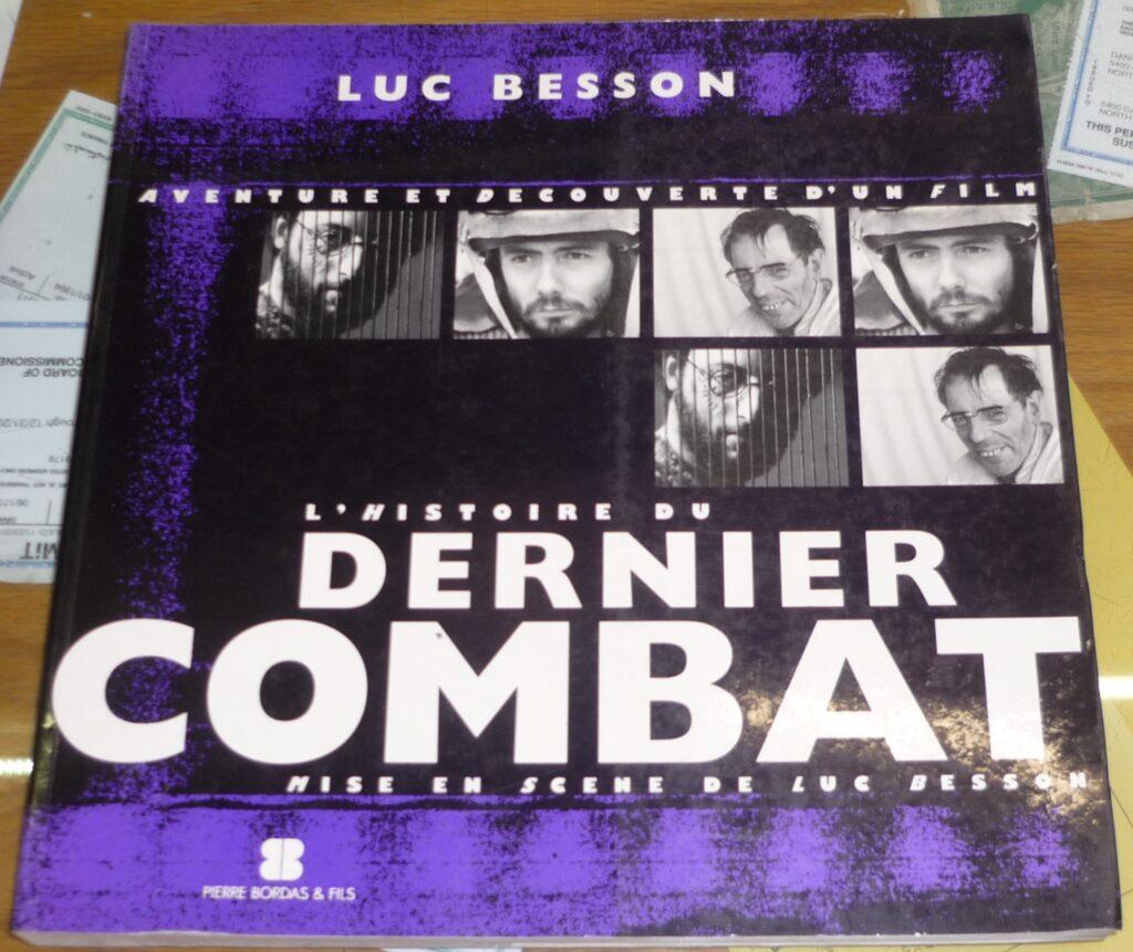 L'Histoire du Dernier Combat front cover