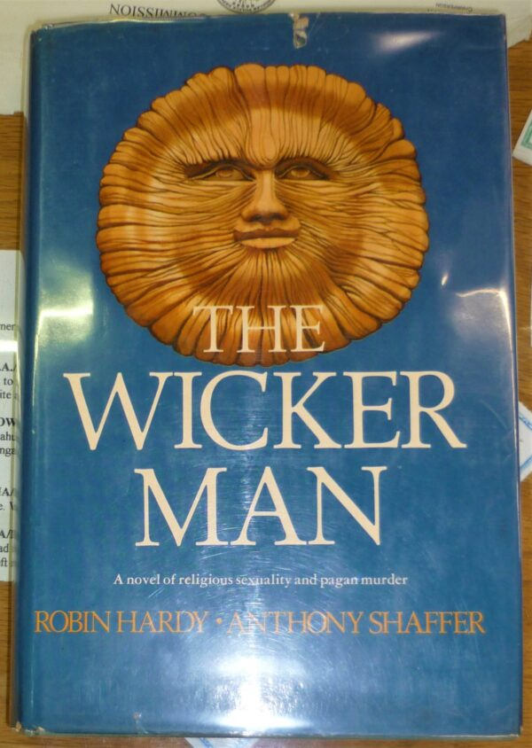 The Wicker Man front