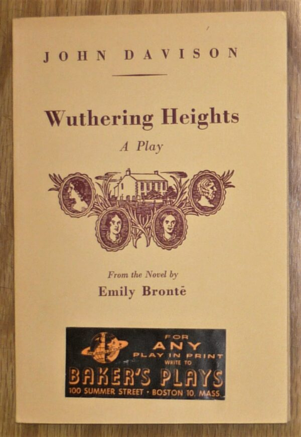 Wuthering Heights Play