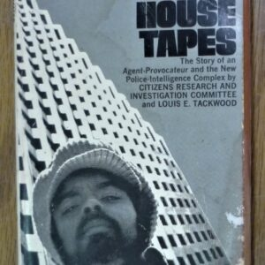 The Glass House Tapes front cover