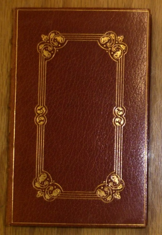 Idylls of the King Zaehnsdorf binding