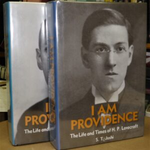 I Am Providence front covers