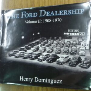 Front cover from The Ford Dealership II