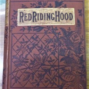 Red Riding Hood front cover