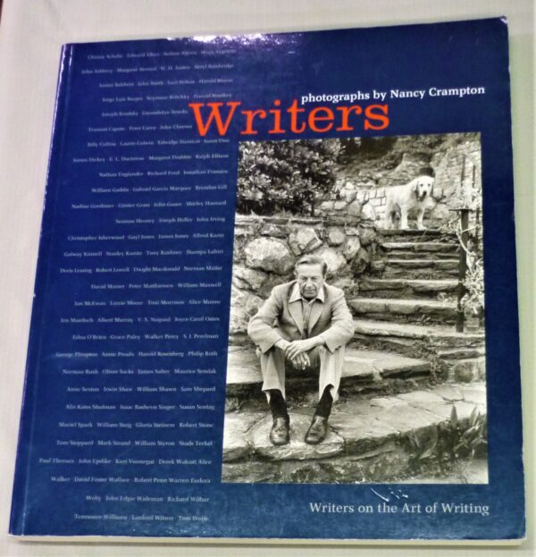 Writers front cover