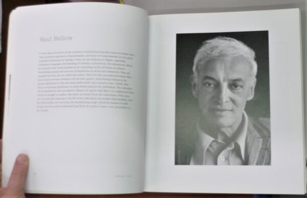 Saul Bellow from Writers