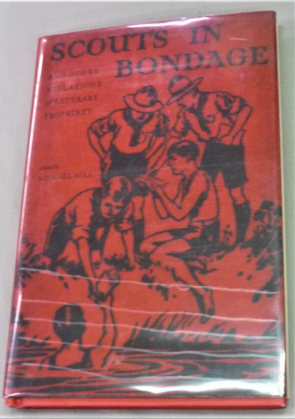 Scouts in Bondage front cover