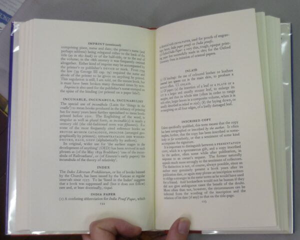 Pages from ABC for Book Collectors