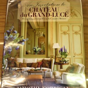 Chateau du Grand-Luce front cover