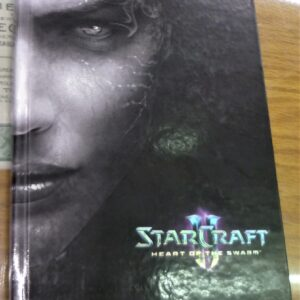 StarCraft II front cover