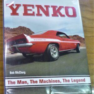 Yenko front cover