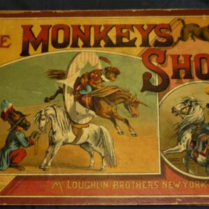 The Monkey Show front cover
