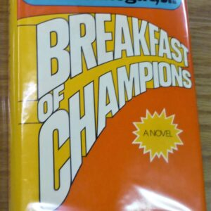 Breakfast of Champions jacket front