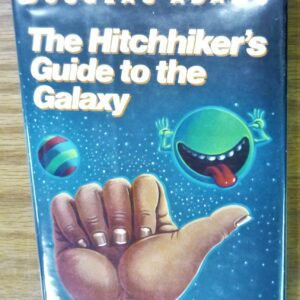 Hitchhikers Guide to the Galaxy jacket front