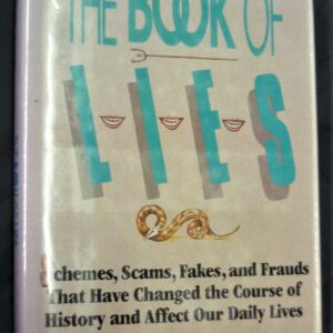 Book of Lies front cover