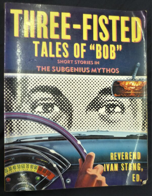 Three-Fisted Tales of Bob front cover
