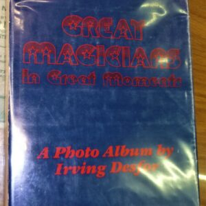 Great Magicians in Great Moments jacket front